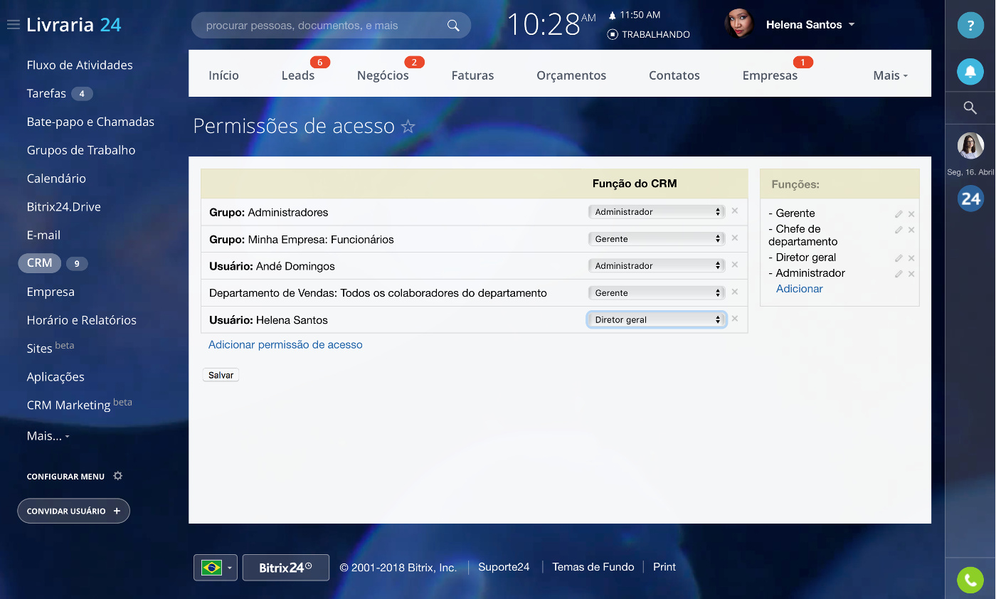 crm online personalizavel